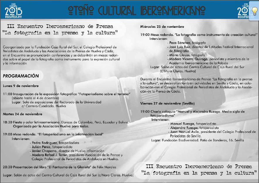 Programa III Encuentro II