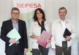 Jurado III Premio Befesa Periodismo Medioambiental